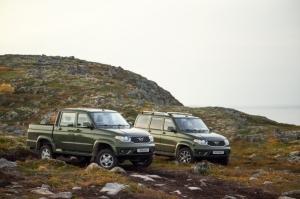 УАЗ начал реализацию биотопливных моделей «Патриот» и «Пикап»