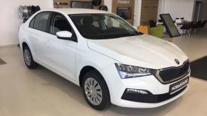 Сентябрьские скидки объявил бренд Skoda на свои автомобили в России