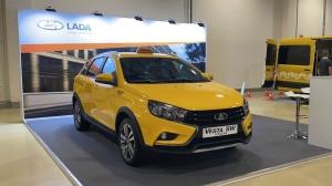 Официально представлена новая модель LADA Vesta SW Cross