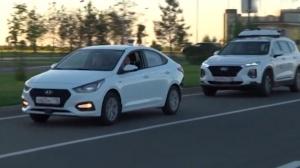 В России появился первый автомобиль-экзаменатор