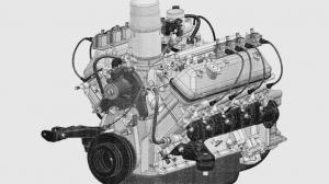 Мотор ЗМЗ V8 планируют навсегда убрать с прои ...